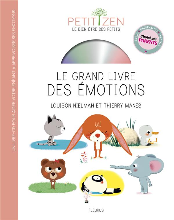 LE GRAND LIVRE DES EMOTIONS